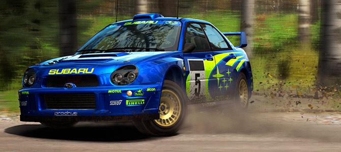Гоночная игра Dirt: Rally выйдет на Xbox One и PS4