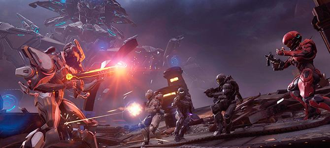 The Game Awards 2015: Разработчики из 343 Industries анонсировали новое обновление для Halo 5: Guardians