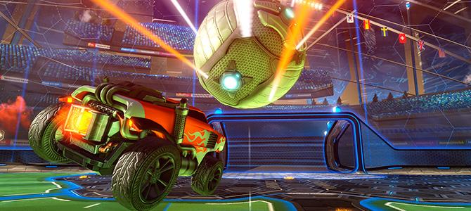 The Game Awards 2015: Rocket League выйдет на Xbox One. Состоялся официальный анонс