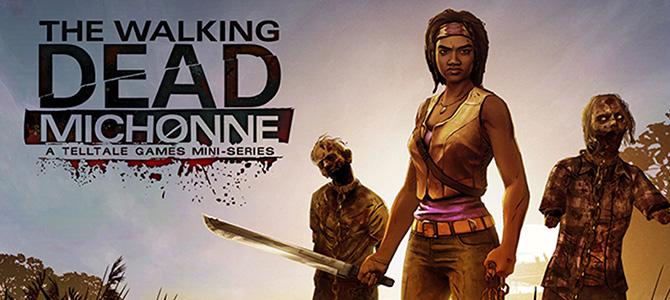 The Games Award 2015: Первый трейлер The Walking Dead: Michonne