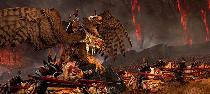 В новом геймплейном видео Total War: Warhammer показали карту игры