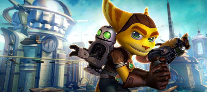 PSX 2015: Геймплей Ratchet & Clank и примерная дата релиза