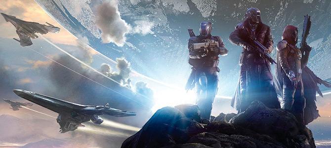PSX 2015: В Destiny добавят гонки как Звездных войнах