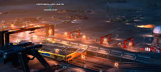 Gearbox анонсировали Homeworld: Deserts of Kharak