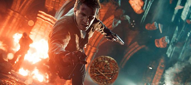 Новый трейлер Uncharted 4 показывают в кинотеатрах во время седьмого эпизода Звездных войн