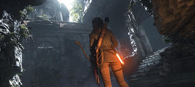 В январе Rise of the Tomb Raider выйдет в Steam