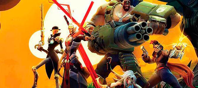 Показаны новые герои Battleborn