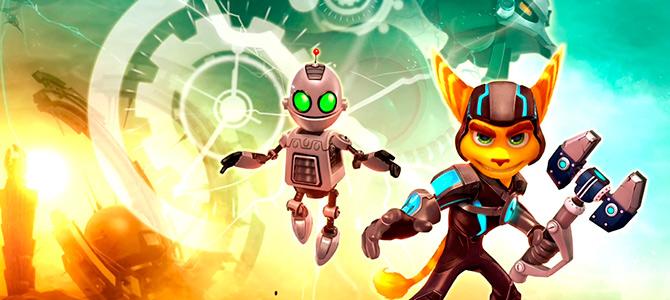 Разрабочтики Ratchet & Clank выпустили новый трейлер чтобы скрасить ожидание фанатов