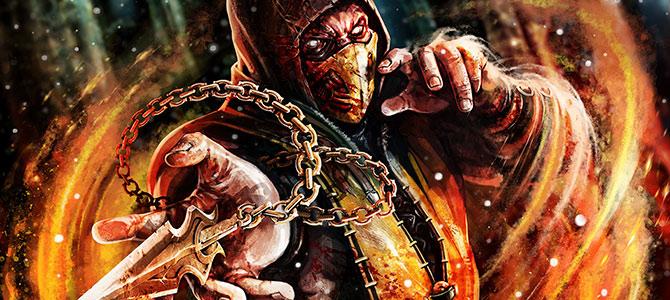 Трейлер Kombat Pack 2 для Mortal Kombat X