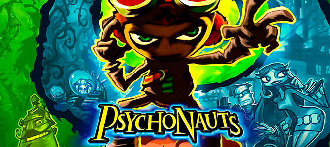 Этой весной оригенальны платформер Psychonauts выйдет на PS4