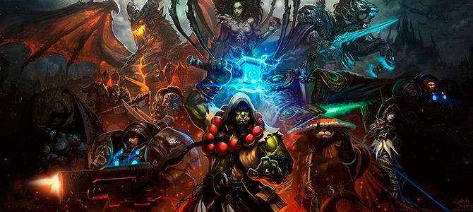 Blizzard проведет большой турнир по Heroes of the Storm в этом году