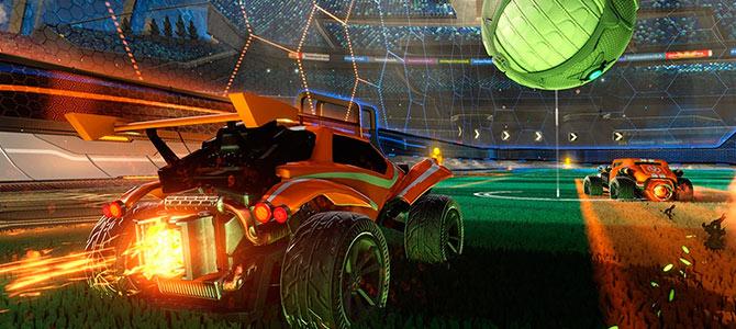 Награды для первого сезона Rocket League добавят в февральском обновление