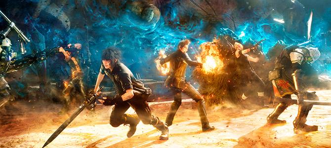 Порция скриншотов Final Fantasy XV. Новые подробности и геймплей игры покажут 30 января