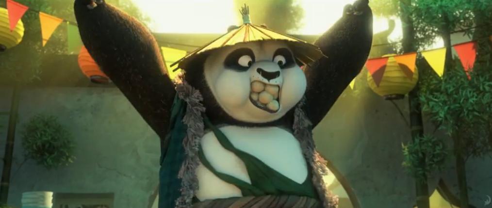 скачать игру кунг фу панда 3 через торрент на компьютер игру - фото 3