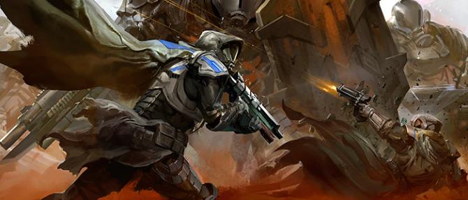 Destiny 2 промелькнула в отчетах Activision. Сиквел выйдет в 2017 году