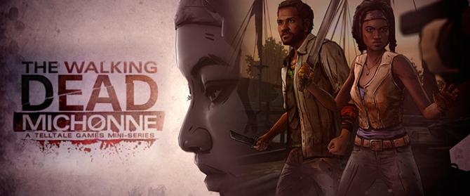 Первые 6 минут игрового поцесса The Walking Dead: Michonne