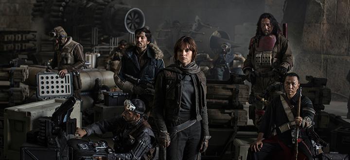 Disney показал новый ролик фильма «Звездные войны: Изгой»