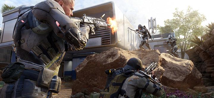 Новая Call of Duty будет называться Bloodlines. Destiny 2 войдет в стартовую линейку игр Nintendo NX