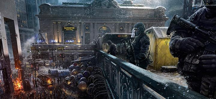 Новый геймплейный и кинематографичный трейлер Tom Clancy's The Division