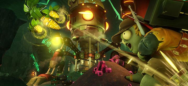 Для Plants vs. Zombies: Garden Warfare 2 вышло первое бесплатное дополнение