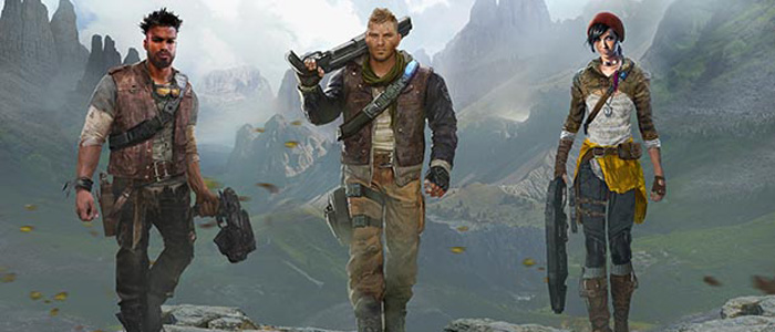 Главный герой Gears of War 4 будет сын Маркуса Феникса. Разработчики познакомили нас с героями Gears 4