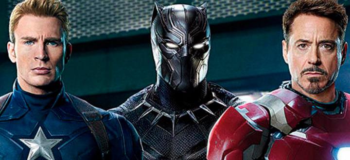 «Первый Мститель: Противостояние» получился очень длинным. Постеры фильма