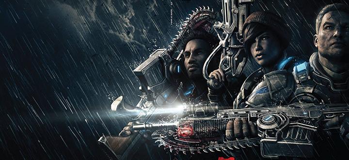 Частота кадров в Gears of War 4 будет зависить от режима игры. PC-версия Gears of War 4 - «Возможна»