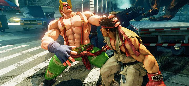 Алекс станет новым бойцом в Street Fighter 5. Capcom рассказала подробности первого обновления