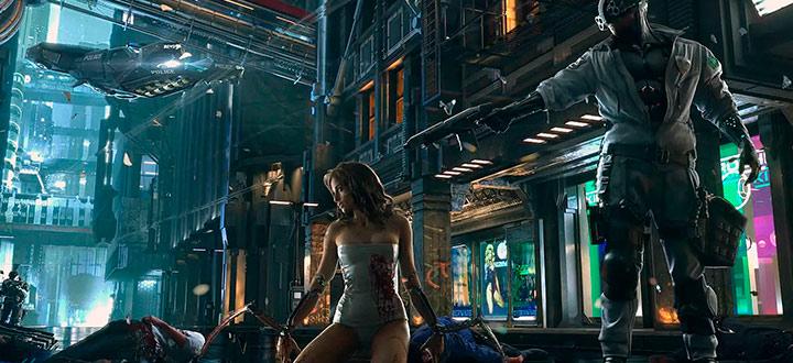 Cyberpunk 2077 должен быть «лучше, больше, более революционным…» - сказали боссы CD Projekt
