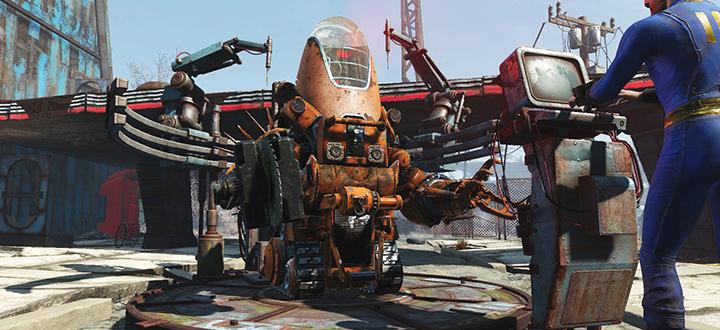 Дополнение Automatron для Fallout 4 обзавелась датой выхода и первым трейлером