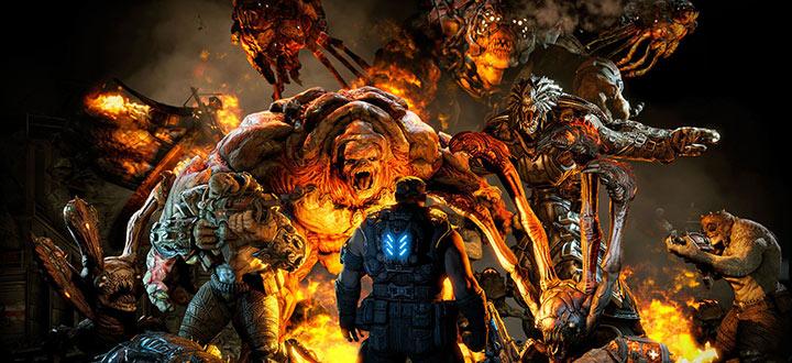 Бета-тест мультиплеера Gears of War 4 пройдет в следующем месяце