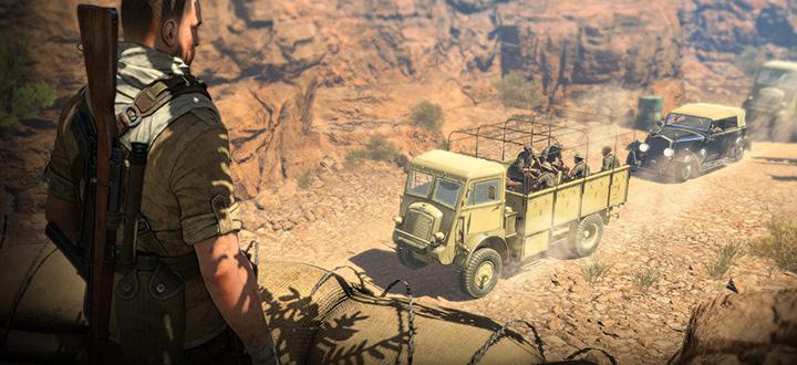 Первое геймплейное видео Sniper Elite 4