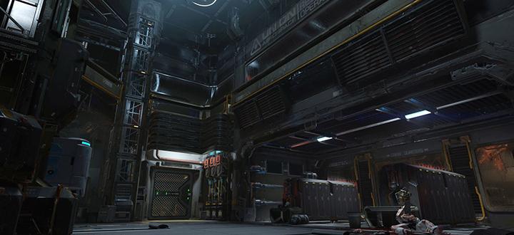 Смотрите 9 мультиплеерных карт DOOM 4 в новом трейлере игры