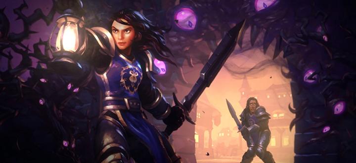 Рассказываем о новой легендарной карте - «Ragnaros, Lightlord» для  Hearthstone