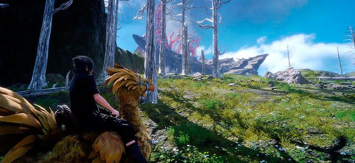 PC-версию Final Fantasy XV не стоит ждать в ближайшее время