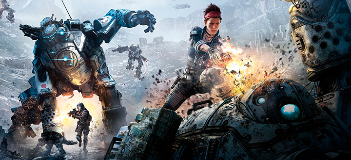 Titanfall 2 обзавелся первым официальным тизером