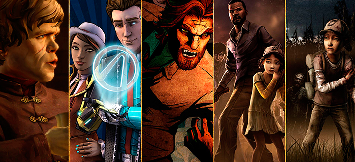 Game of Thrones, The Walking Dead, Tales from the Borderlands и еще много отличных игр Telltale Games раздают на Humble Bundle