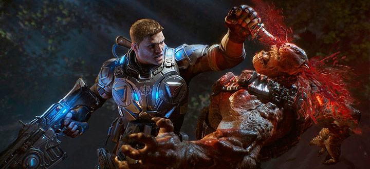 Новый геймплей Gears of War 4 показал мультиплеерный режим во всей красе