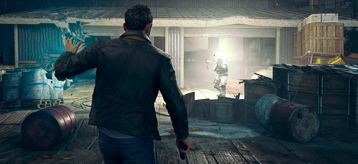 Новый патч для Quantum Break может выйти в конце недели