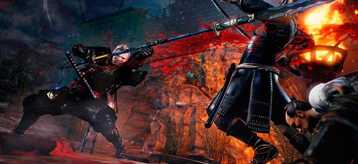 Два часа геймплея демо-версии Nioh показали состояние игры