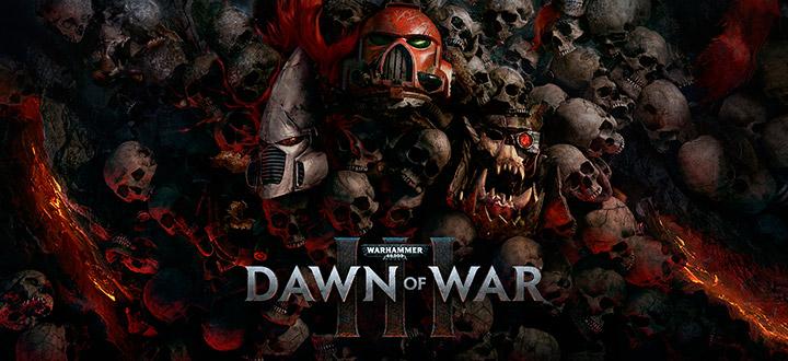 Warhammer 40000: Dawn Of War 3 официально представлена. Релиз игры состоится в 2017 году на PC