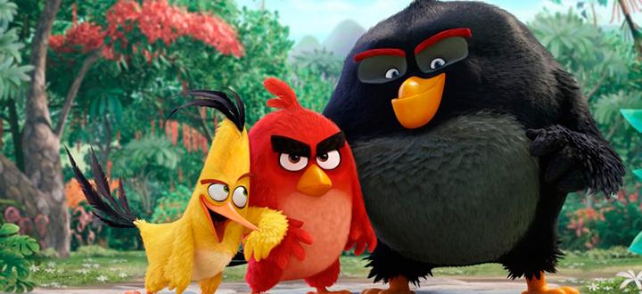 Новый трейлер «Angry Birds в кино» сделали в стиле «Первый мститель: Противостояние». Смотрится очень круто!