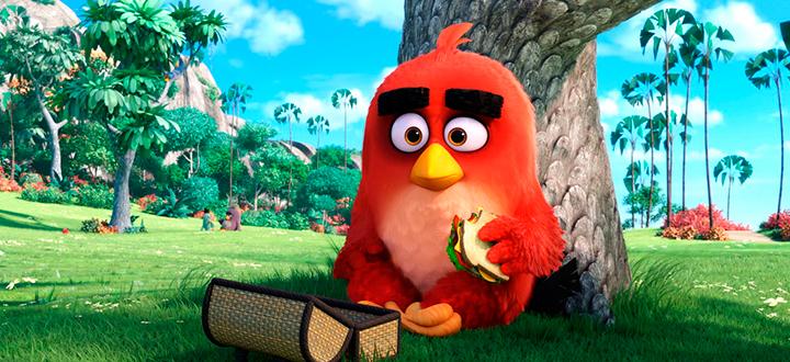Конкурс: Angry Birds в кино - Выиграй билет на предпоказ в Казани!