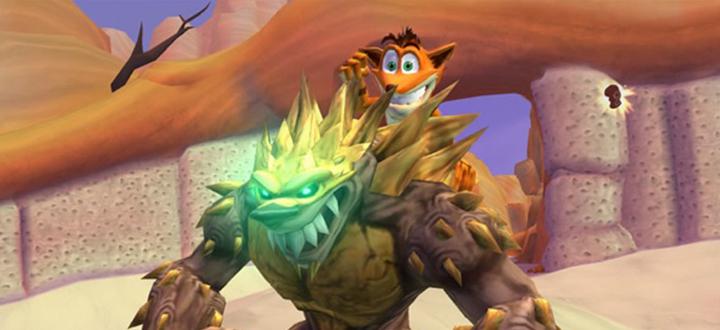 Права на Crash Bandicoot до сих пор принадлежат Activision
