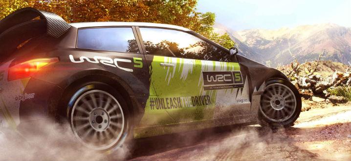 WRC 6 анонсирована. Первые подробности и скриншоты игры