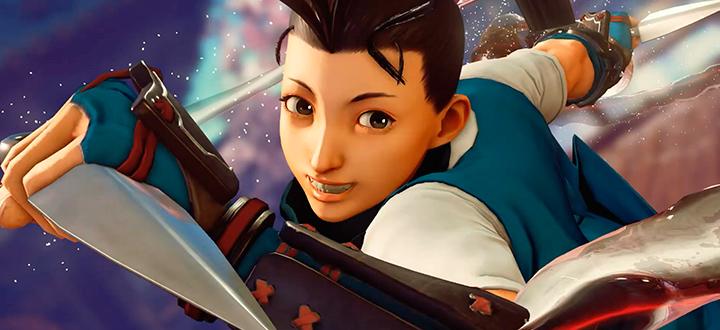 Разработчики Street Fighter 5 показали новый геймплейный трейлер за Ибуки