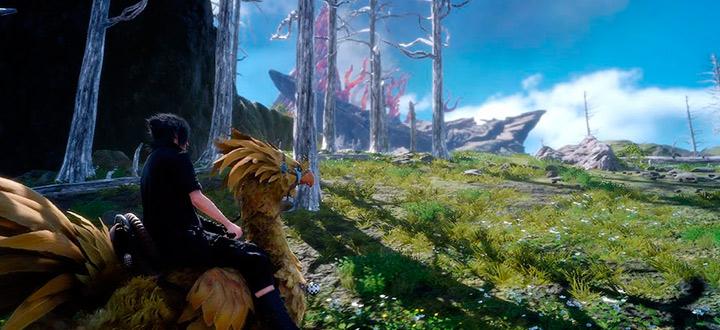 Разработчики Final Fantasy XV выпустили веселый ролик посвящённый Чикобо