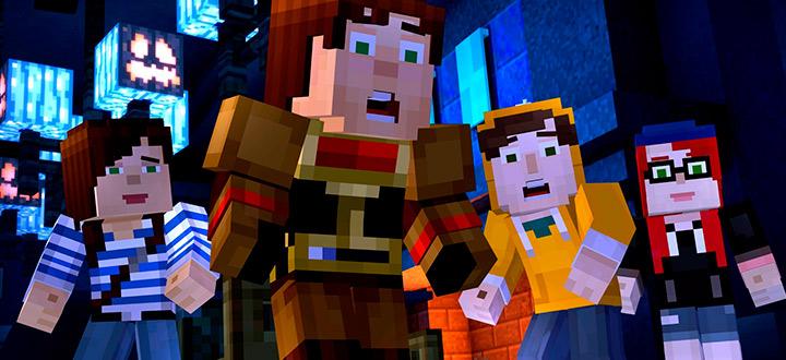 6 эпизод Minecraft: Story Mode обзавелся датой релиза