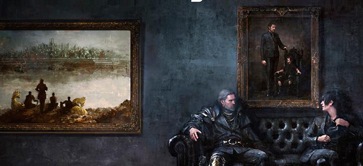 В сети появился театральный трейлер Kingsglaive: Final Fantasy 15