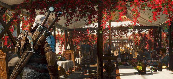 Dark Souls стала пасхалкой в новом дополнение The Witcher 3: Blood and Wine